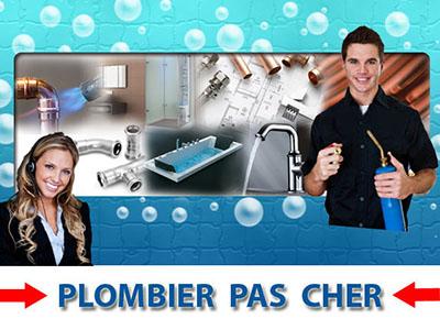Toilette Bouché Villeneuve la Garenne 92390
