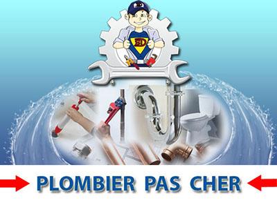 Wc Bouché Champagne sur Seine 77430