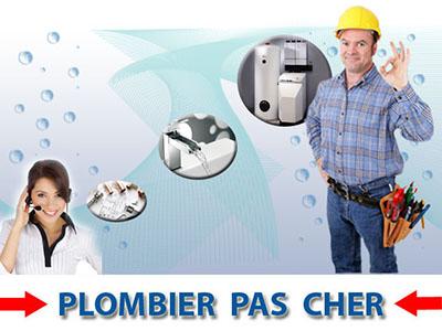 Wc Bouché Deuil la Barre 95170