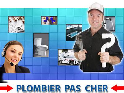 Wc Bouché Vaux le Penil 77000